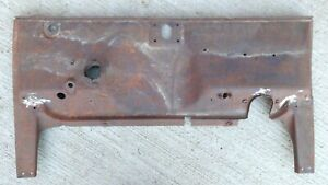 1928 1929 Model A Ford Lower Firewall Original