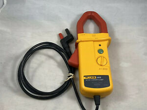 Fluke I410 Ac dc Current Clamp Great Condition