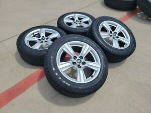 20 Ford Mustang Gt 2019 Oem Gray Wheels Rims Tires 10167 2016 2017 2018 2020