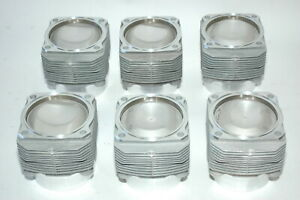 Porsche 964 Engine Pistons Cylinder Set 96410391527 Mahle 100mm
