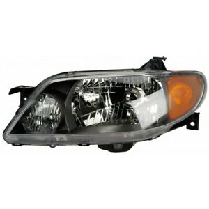 Fits 2001 2002 2003 Mazda Protege Head Light Assembly Driver Side Ma2502120