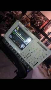 Lecroy Lc534al 1ghz 2 Gs s 4 channel Color Digital Oscilloscope W opts