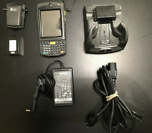 Symbol Barcode Scanner Ices Nmb 003 With Extras 3 Missing Keys