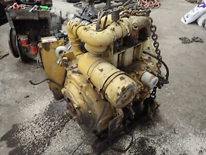Deutz F2l912 Diesel Engine Good Runner Video F2l 912 Ditch Witch Ingersoll