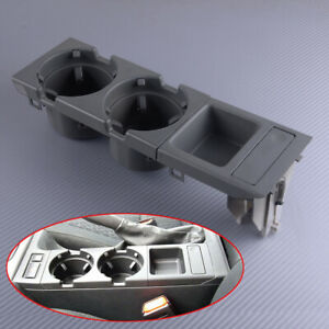 Fit For Bmw 3 Series E46 Car Center Console Drink Cup Coin Holder 51168217953