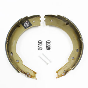 12 X 2 Trailer Electric Brake Shoe Lining Kit For 5 200 7 000 Axle