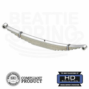 Rear Leaf Spring For Chevy Gmc 3500hd 9 Leaf Heavy Duty Version Fits More Than One Vehicle