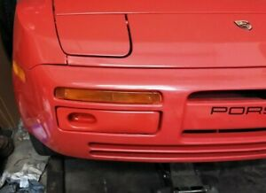 Porsche 944 Turbo S2 951 Fog Light 95163125100 delete Air Ducts l And R