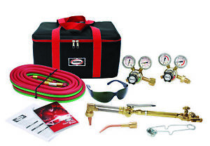 Harris Victor Compatible Ironworker 510 Oxy fuel Cutting Torch Outfit 4400372