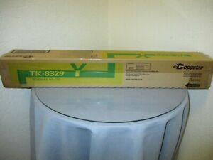 Genuine Copystar Cs 2551ci Color Yellow Toner New In Box