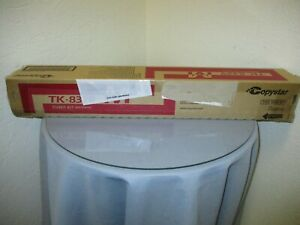 Genuine Copystar Cs 2551ci Tk 8329 Magenta Toner New In Box