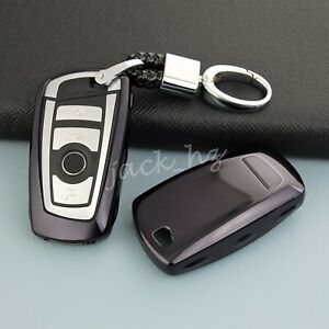 Car Key Chain Case Fob For Bmw 1 2 3 4 5 6 7 Series F30 F10 F22 X3 X4 F25 F26