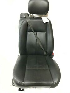 2007 Envoy Denali Front Passenger Leather Power Bucket Seat Ebony 48i free Ship