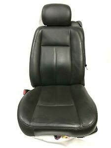 2007 Envoy Denali Front Driver Leather Power Bucket Seat Ebony 48i free Ship