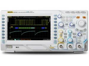 Rigol Ds2102a 100mhz 2 ch Digital Oscilloscope 500uv div 10v div