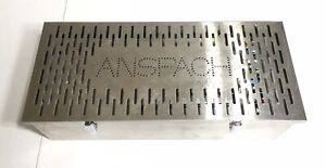 Anspach 65k Universal System Driver W Attached 12 Hose 8 Burr Guards Case