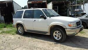 2000 Explorer Automatic Transmission At 5 0 4x4 Miles 155042 Xl2p 7000 ba 133174