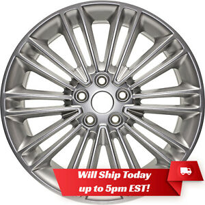 New 18 Replacement Alloy Wheel Rim For 2013 2014 2015 2016 Ford Fusion 3960