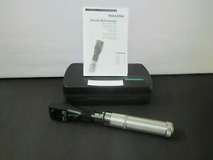 Welch Allyn 3 5 V Streak Retinoscope With Dry Battery Handle