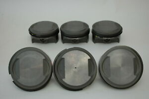 Porsche 993 Turbo Engine Pistons 3 8 102mm Mahle