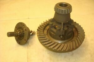 1950 Ferguson To20 Tractor Rearend Ring Pinion Gear Set To30