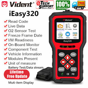 Us Foxwell Nt301 Obd2 Fault Code Reader Check Engine Car Scanner Diagnostic Tool