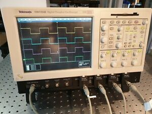 Tektronix Tds7254b Scope 2 5ghz Tested Cleaned