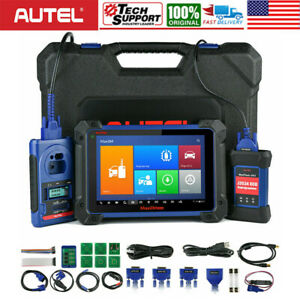 Autel Im608 Immo Advanced Key Programming Diagnostic Scan Tool For Bwm Vw Audi