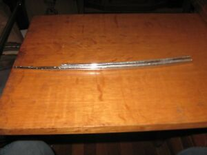 1939 Ford Upper Hood Trim Catwhisker