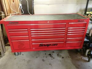Snap On Classic 96 Tool Box With Tools Used