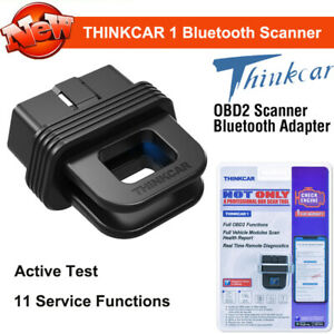 Thinkcar 1 Bluetooth Obdii Obd2 Diagnostic Adapter Scanner Car Fault Code Reader