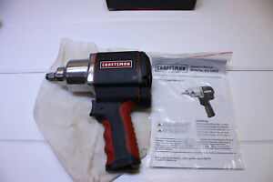 Craftsman 875 168820 1 2 Drive Air Impact Wrench Tested