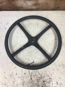 1929 1930 Model A Ford Steering Wheel Great Used