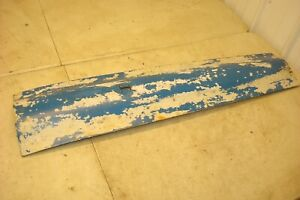 1954 Ford 860 Tractor Center Hood Panel 600 800