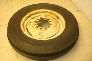1954 Ford 860 Tractor Front Rim Tire 6 00 16 600 800