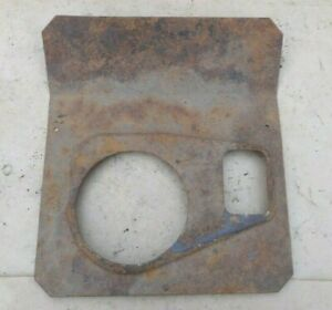 1929 1930 1931 Model A Ford Aa Truck 4 Speed Floor Pan Trans Cover Original