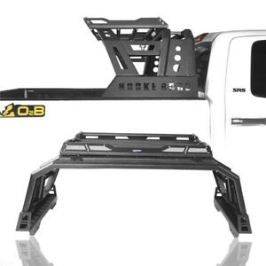 Pickup Truck Bed Rack Cargo Carrier Offroad Roll Bar For Toyota Tundra 2014 2020
