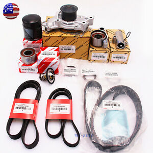 Oem Timing Belt Kit Fits For Lexus Es300 Es330 Toyota Camry Sienna 3 0