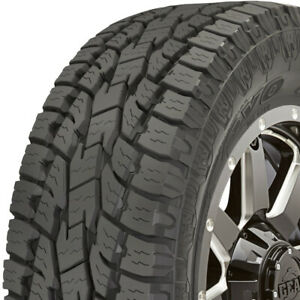 4 New P265 70r17 Toyo Open Country At Ii 265 70 17 Tires