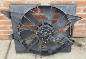 Electric Cooling Fan Mark Viii 8 Thunderbird 2 Speed Ford Rat Rod Mustang Swap