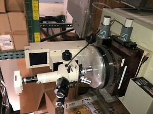 Nikon Eclipse E600 Pol Microscope W Objectives