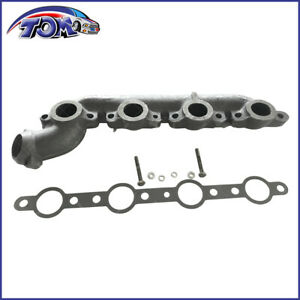New Left Exhaust Manifold Fits Ford F250 F350 Super Duty 7 3l