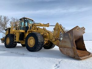2005 Caterpillar 988g Wheel Loader Excellent Condition