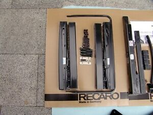 Original Recaro Seat Brackets With Rails For Sportster Cs Seats Bmw E46 M3 X3