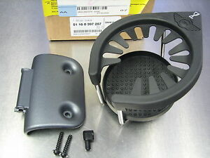 Mini Cooper R50 R52 R53 2002 2006 Anthracite Grey Cup Drink Holder Genuine Oem