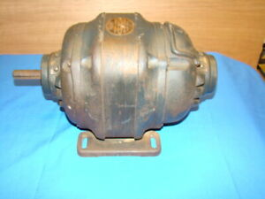 Vintage Baldor Electric Motor 1920 First Year 100 Anniversary Model Display