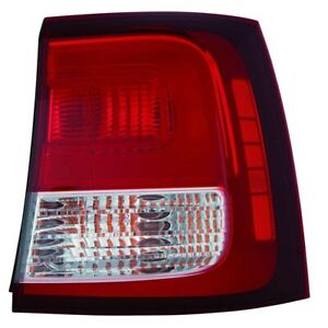 Ki2805111 Fits 2014 2015 Kia Sorento Passenger Outer Tail Light Capa Certified