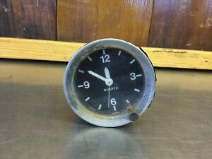 Mgb Dashboard Clock Vdo Made In Germany Tested Mg3386