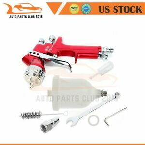 Devilbiss Professional Hvlp Spray Gun Car Paint Gun 1 3 1 4 Nozzle 600cc Pain