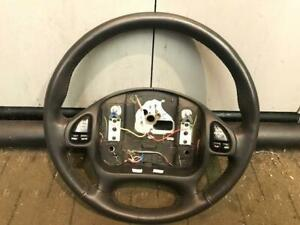 00 02 Firebird Formula New Gm Leather Steering Wheel Style With Radio Control